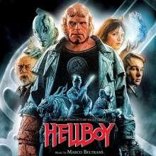 Marco Beltrami: Filmmusik: Hellboy (Red Vinyl), LP