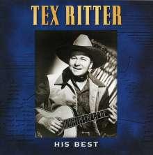 Tex Ritter: His Best, CD