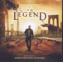 James Newton Howard (geb. 1951): Filmmusik: I Am Legend - O.S.T., CD