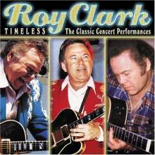 Roy Clark: Timeless: The Classic Concert, CD