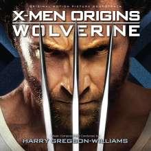 Harry Gregson-Williams: Filmmusik: X-Men Origins: Wolverine (Score), CD