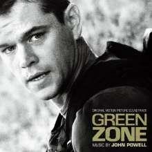John Powell (geb. 1963): Filmmusik: Green Zone (Score), CD