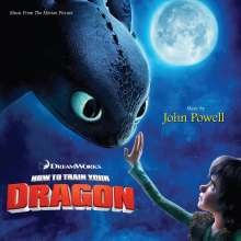 John Powell (geb. 1963): Filmmusik: How To Train Your Dragon (DT: Drachen zähmen leicht gemacht), CD