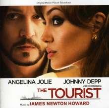 James Newton Howard (geb. 1951): Filmmusik: The Tourist (O.S.T.), CD