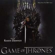 Ramin Djawadi (geb. 1974): Filmmusik: Game of Thrones. Original Soundtrack, CD