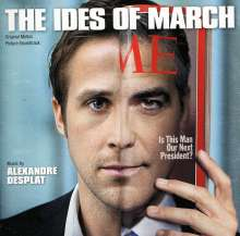 Alexandre Displat: Filmmusik: The Ides Of March, CD
