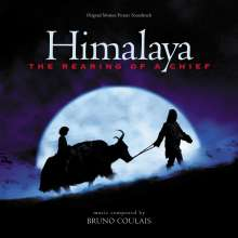 Bruno Coulais (geb. 1954): Filmmusik: Himalaya (O.S.T.), CD