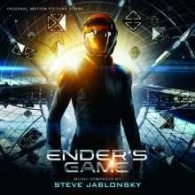 Filmmusik: Enders Game, LP