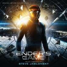 Filmmusik: Enders Game, CD