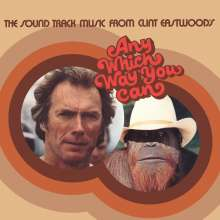 Filmmusik: Any Which Way You Can / O.S.T., CD