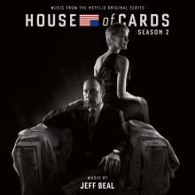 Jeff Beal (geb. 1963): Filmmusik: House Of Cards: Season 2, 2 CDs