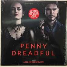 Abel Korzeniowski: Filmmusik: Penny Dreadful (O.S.T.) (180g) (Limited-Edition) (Red Vinyl), LP