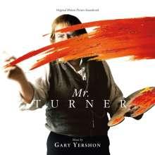 Gary Yershon: Filmmusik: Mr. Turner, CD