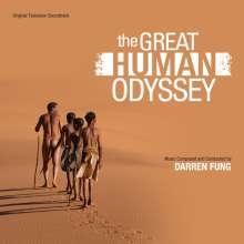 Filmmusik: Great Human Odyssey, CD