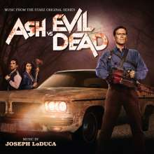 Joseph LoDuca: Filmmusik: Ash Vs The Evil Dead, CD