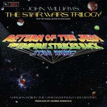 Filmmusik: The Star Wars Trilogy, LP