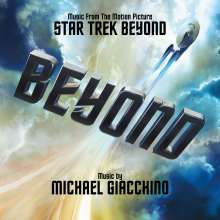 Michael Giacchino: Filmmusik: Star Trek: Beyond, CD