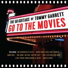 Tommy Garrett: 50 Guitars Of Tommy Garrett Go To The Movies, CD