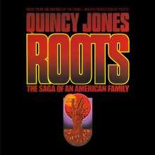 Quincy Jones (geb. 1933): Filmmusik: Roots: Saga Of An American Family, LP