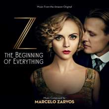 Zarvos Marcelo: Z: The Beginning Of Everything, CD