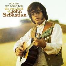John Sebastian: Stories We Could Tell: The Very Best Of John Sebastian, CD