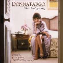 Donna Fargo: That Was Yesterday, CD
