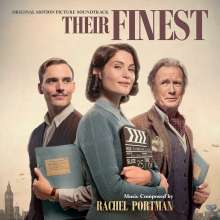 Rachel Portman: Filmmusik: Their Finest (DT: Ihre beste Stunde), CD
