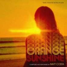Matt Costa: Filmmusik: Orange Sunshine (O.S.T.) (Limited-Edition) (Orange Vinyl), LP