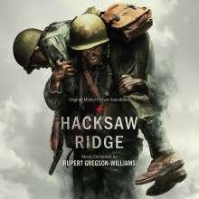 Rupert Gregson-Williams: Filmmusik: Hacksaw Ridge, CD