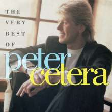 Peter Cetera: The Very Best Of Peter Cetera, CD