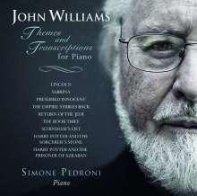 John Williams (geb. 1932): Themen und Transkriptionen für Klavier, CD