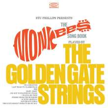 The Golden Gate Strings: Stu Phillips Presents: The Monkees Songbook Played By The Golden Gate Strings, CD