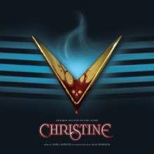John Carpenter: Filmmusik: Christine (Reissue) (Blue Vinyl), LP