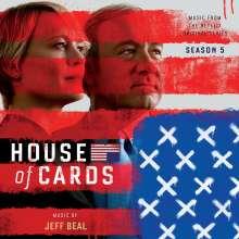Jeff Beal (geb. 1963): Filmmusik: House Of Cards Season 5, 2 CDs