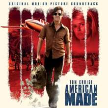 Filmmusik: American Made (DT: Barry Seal: Only In America), CD