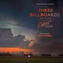 Filmmusik: Three Billboards Outside Ebbing, Missouri, CD