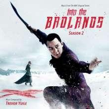 Filmmusik: Into the Badlands Season 2, CD