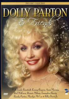 Dolly Parton: Dolly Parton & Friends, 2 DVDs