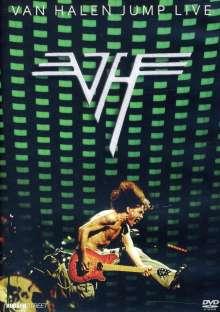 Van Halen: Jump: Live 1978, DVD