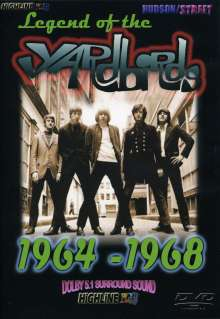 The Yardbirds: Legend Of The Yardbirds: 1964 - 1968, DVD
