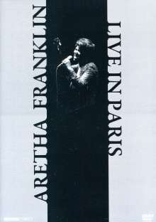 Aretha Franklin: Live In Paris, DVD