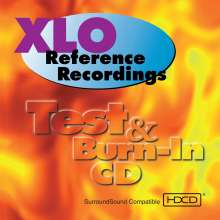 XLO / Reference Recordings, CD