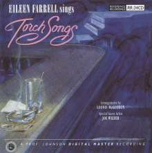 Eileen Farrell: Sings Torch Songs, CD