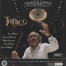 Dallas Wind Symphony - Trittico, CD