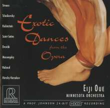 Exotic Dances from the Opera, CD