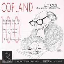 Aaron Copland (1900-1990): Symphonie Nr.3 (HDCD), CD