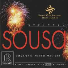 John Philip Sousa (1854-1932): 21 Märsche, CD
