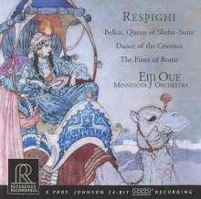 Ottorino Respighi (1879-1936): Belkis, Queen of Sheba, CD