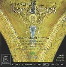 John Tavener (1944-2013): Ikon of Eros, CD