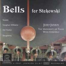 University of Texas Wind Ensemble - Bells for Stokowski, CD